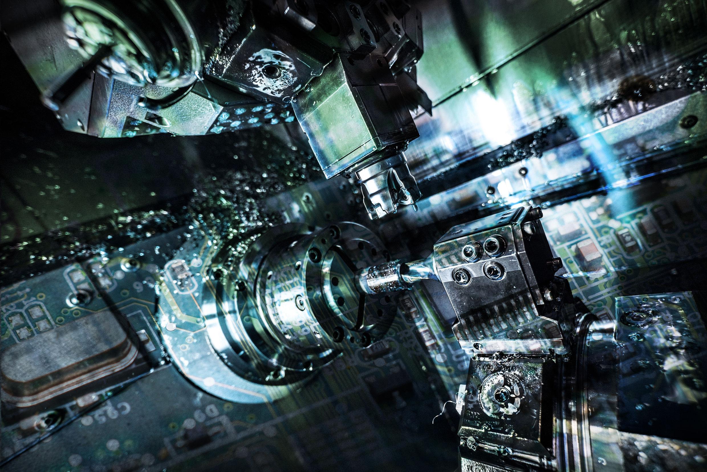 精密模具制造中CNC加工工艺 第1张