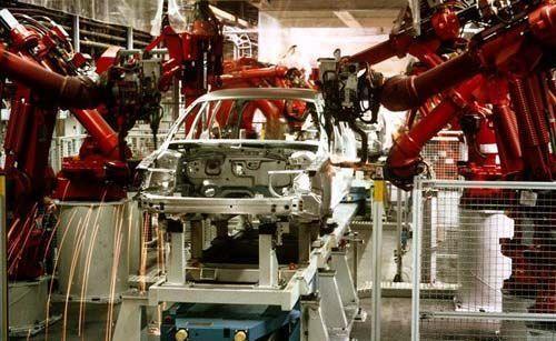 河南精密模具公司告诉你制造一辆汽车需要多少道工艺工序 第1张