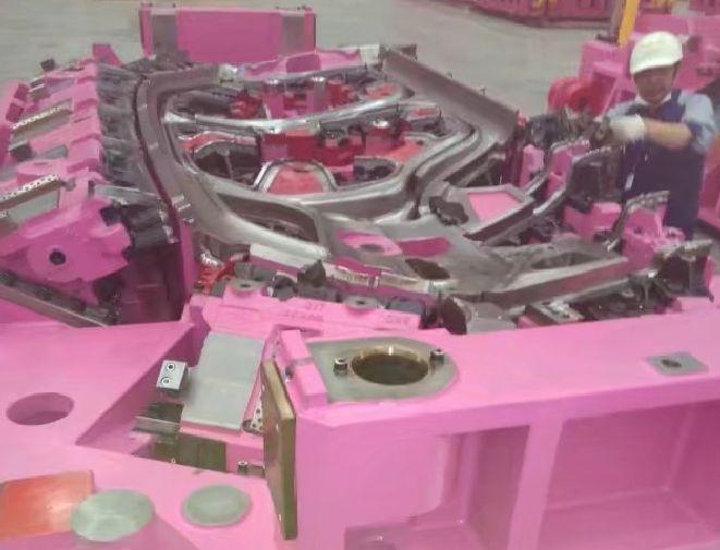 河南精密模具公司告诉你制造一辆汽车需要多少道工艺工序 第3张