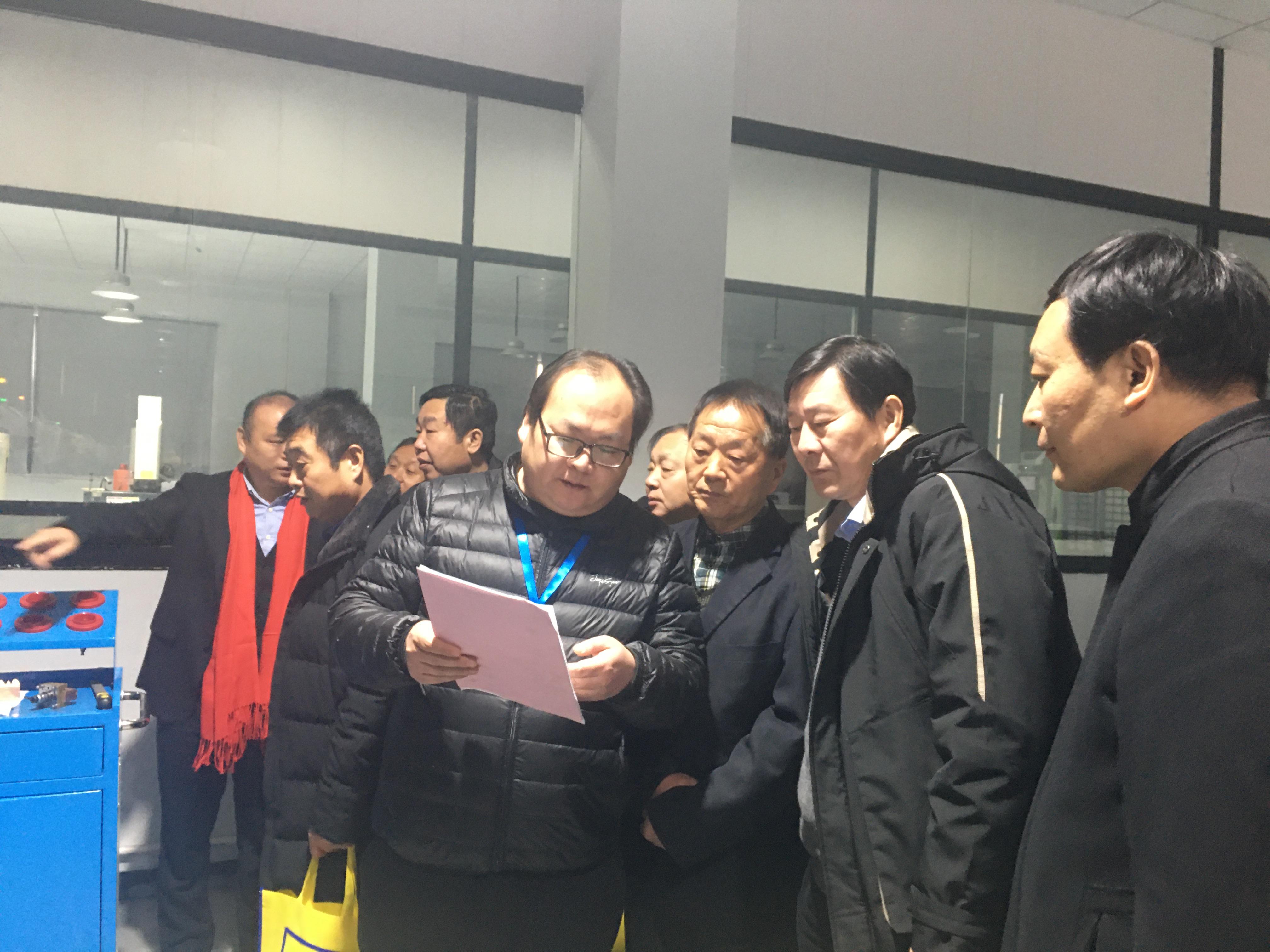 2020长葛模具协会年会在富东懿精密模具公司胜利召开 第7张