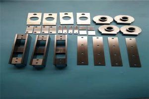 河南一次性口罩设备零件五轴CNC定制加工定制厂家 第1张