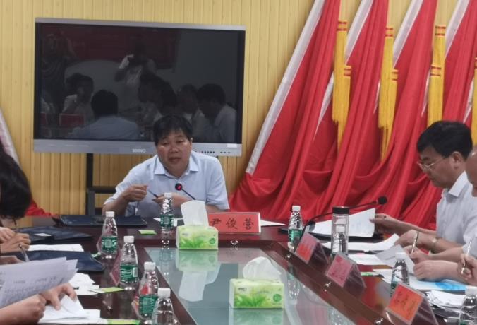 河南富东懿迎来长葛市委书记尹俊营带领的观摩组 第9张