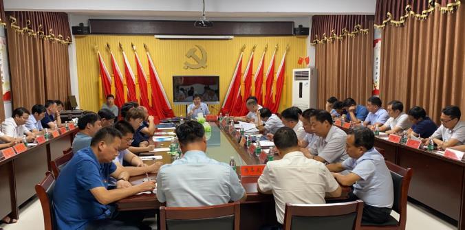 河南富东懿迎来长葛市委书记尹俊营带领的观摩组 第11张