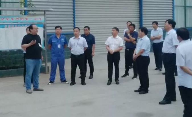 河南富东懿迎来长葛市委书记尹俊营带领的观摩组 第3张