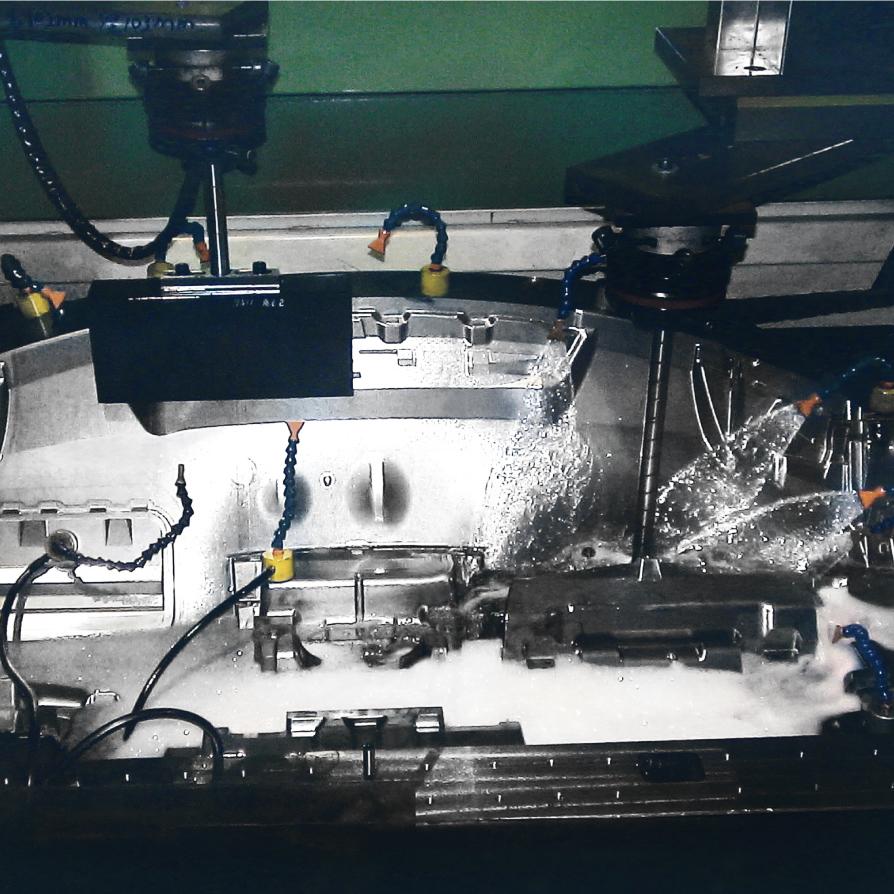 连接器模具焊接维修加工厂家 第1张