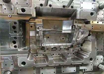 塑料模具裂纹维修技术 第1张