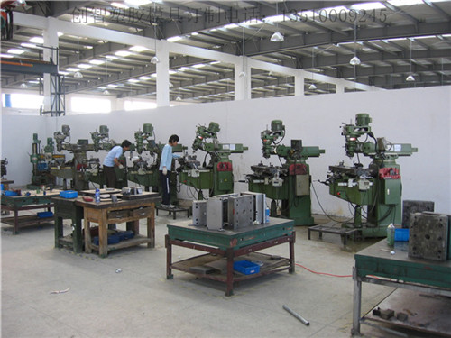 郑州注塑模具厂家为什么那么少? 第1张